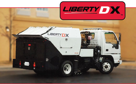Liberty DX Street Sweeper