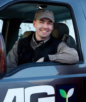 Shane - Owner of SMG Landscapes